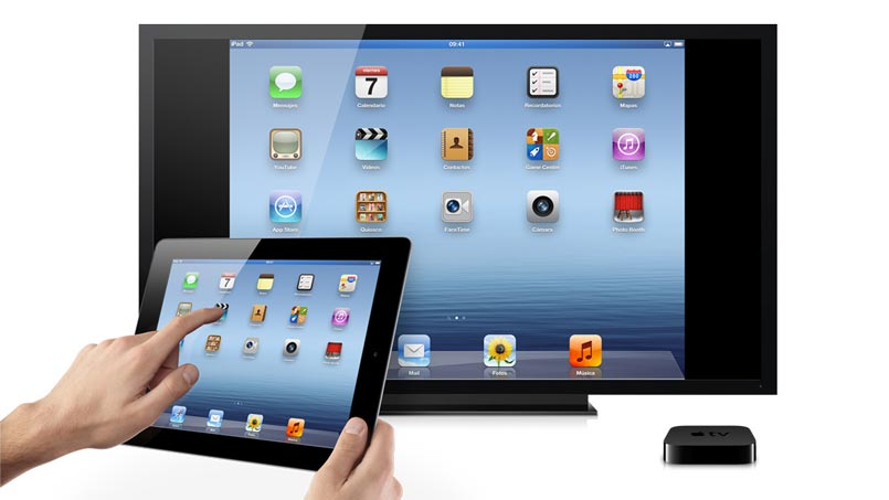 fix airplay problems on ipad